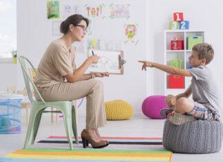 Problemy psychologiczne u dziecka